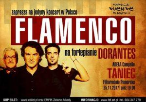 Dorantes - Adella Campallo - 25.11.2017 - Flamenco - Filharmonia Pomorska Bydgoszcz - Fundacja Duende Flamenco1